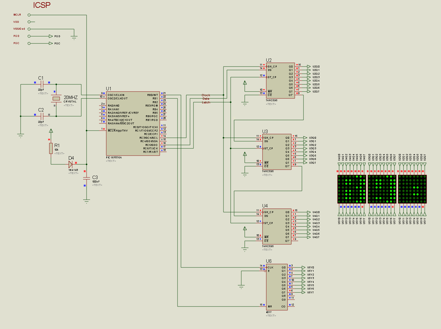Journal Lumineux on Led Driver Circuit