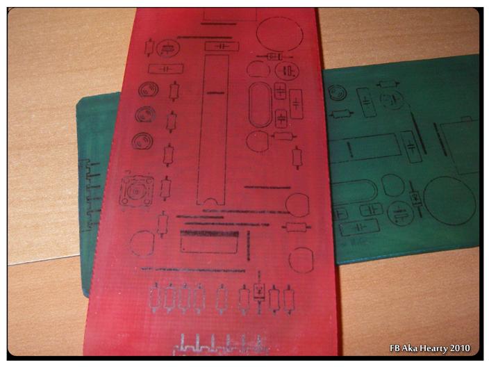 Donner de la couleur a vos circuit imprimes