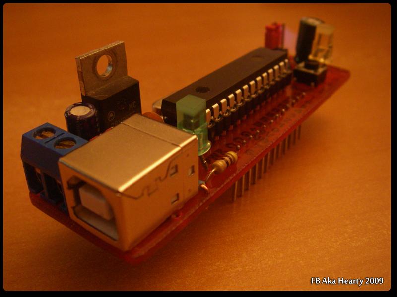 Arduino Mega ADK - dakarprotoshopcom